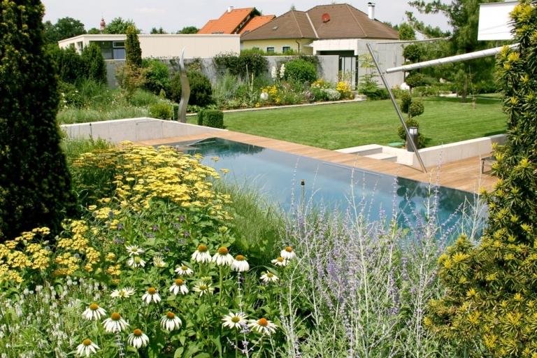 Moderner Garten Praskac